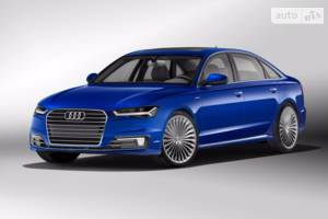 Audi a6 C7 (2 рестайлінг) Седан