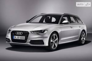 Audi a6 C7 Универсал