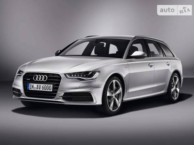 Audi A6 C7 Універсал