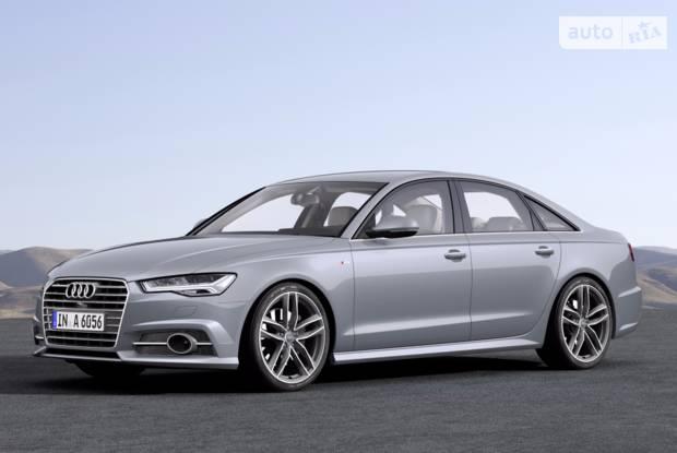 Audi A6 C7 (рестайлінг) Седан