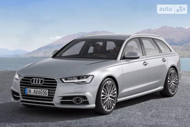 Audi A6 C7 (рестайлінг) Универсал