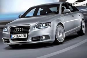 Audi a6 C6 (рестайлинг) Седан