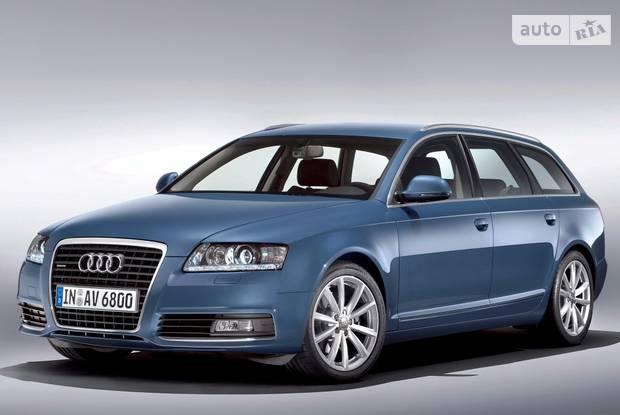 Audi A6 C6 (рестайлинг) Универсал