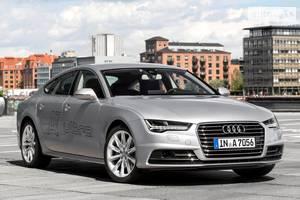 Audi a7 Typ 4G (рестайлінг) Лифтбэк