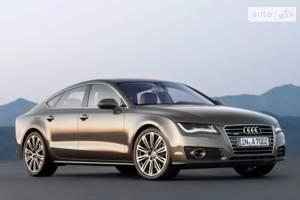 Audi a7 Typ 4G Лифтбэк