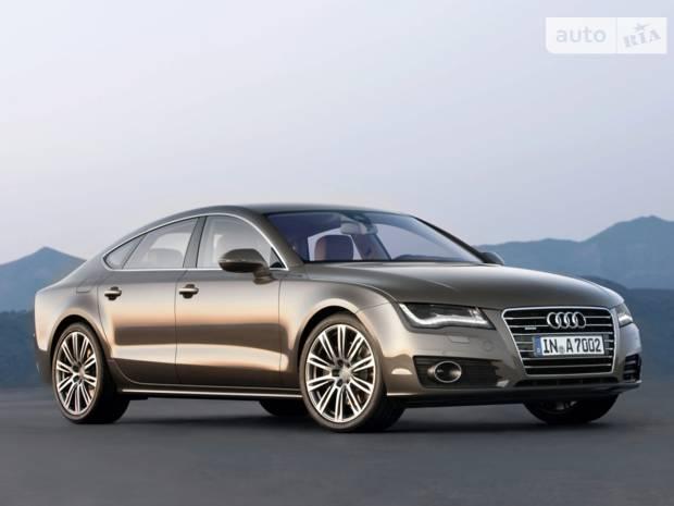Audi A7 Typ 4G Ліфтбек