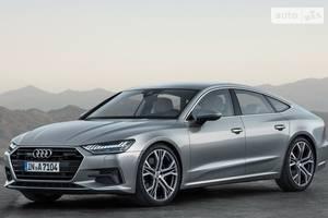 Audi a7 II поколение Лифтбэк