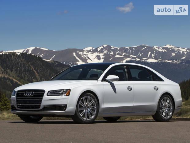 Audi A8 D4 (рестайлінг) Седан