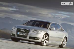 Audi a8 D3 (рестайлинг) Седан