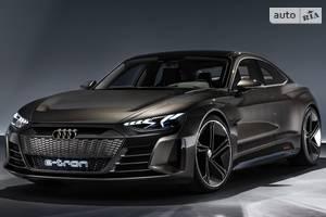 Audi e-tron-gt 1-е поколение Лифтбэк
