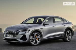 Audi e-tron-sportback 1-е поколение Кроссовер