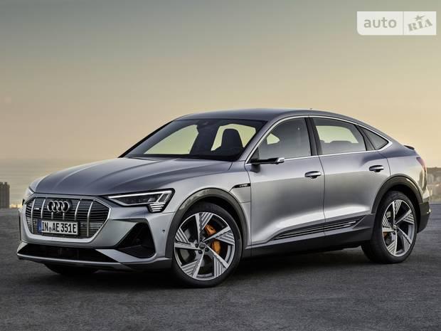 Audi e-tron Sportback 1-е поколение Кросовер