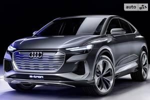 Audi q4 1-е поколение Кроссовер