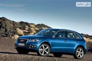 Audi q5 Typ 8R Кроссовер