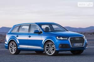 Audi q7 Typ 4M Кроссовер