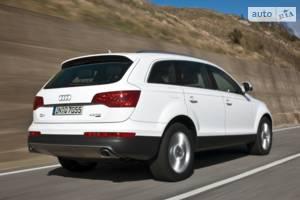 Audi q7 Typ 4L (рестайлінг) Кроссовер