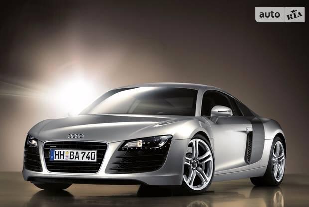 Audi R8 Typ 42 Купе