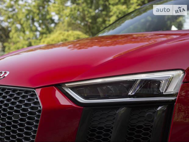 Audi R8 2 покоління Родстер