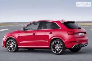 Audi rs-q3 Typ 8U (рестайлінг) Кроссовер