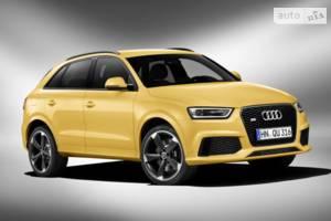 Audi rs-q3 Typ 8U Кроссовер