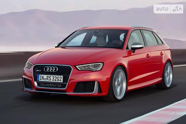 Audi RS3 Typ 8V Хетчбек