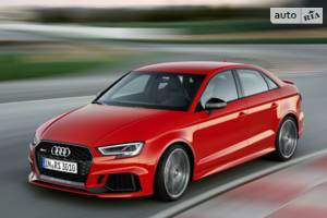 Audi rs3 Typ 8V Седан