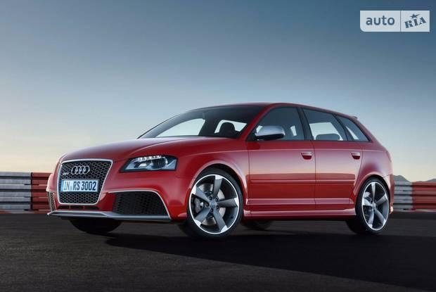 Audi RS3 Typ 8PA Хетчбек