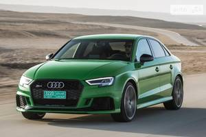 Audi rs3 Typ 8V (рестайлинг) Седан