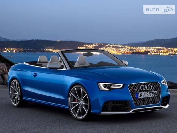 Audi RS5 Typ 8T Кабріолет