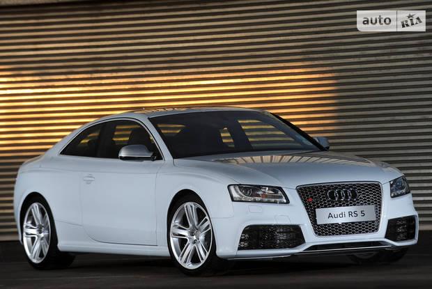 Audi RS5 Typ 8T Купе