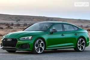 Audi rs5 II поколение Ліфтбек