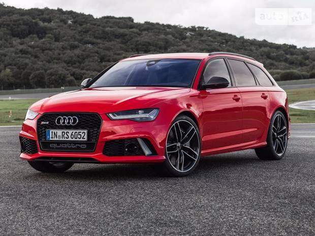 Audi RS6 C7 (рестайлінг) Универсал