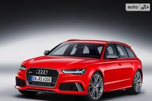 Audi rs6 C7 (2 рестайлинг) Универсал