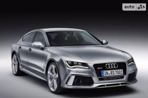 Audi rs7 Typ 4G Ліфтбек