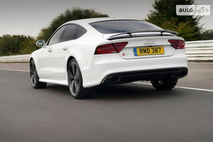 Audi rs7 Typ 4G Лифтбэк