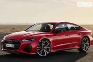Audi rs7 3-е поколение Ліфтбек