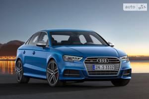 Audi s3 Typ 8V (рестайлінг) Седан