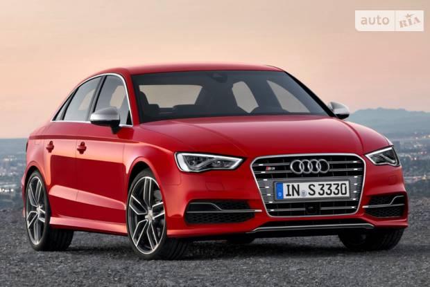 Audi S3 Typ 8V Седан
