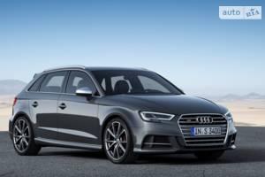 Audi s3 Typ 8V (рестайлінг) Хэтчбек