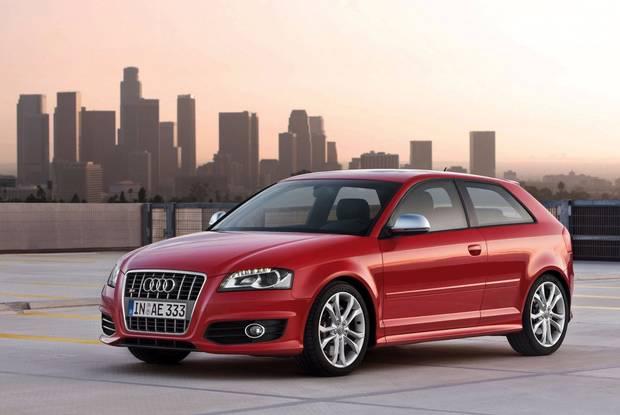 Audi S3 8PA Хетчбек