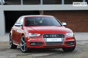 Audi s4 B8 (рестайлінг) Седан
