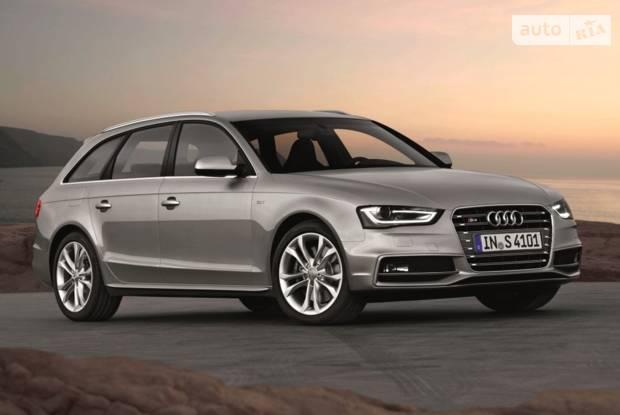 Audi S4 B8 (рестайлінг) Универсал