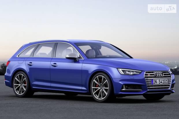 Audi S4 B9 Универсал
