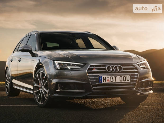 Audi S4 B9 Універсал