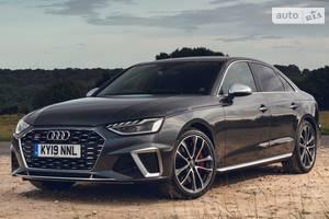 Audi s4 B9 (рестайлинг) Седан