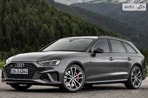 Audi s4 B9 (рестайлинг) Универсал