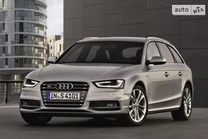 Audi s4 B8 (рестайлінг) Універсал