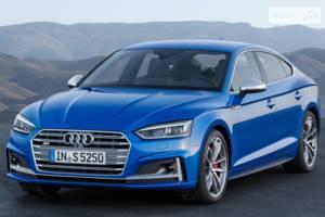 Audi s5 9T Лифтбэк