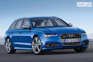 Audi s6 C7 (рестайлінг) Универсал