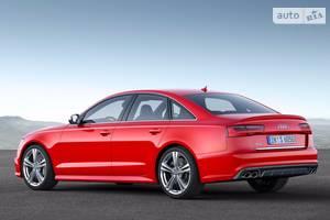 Audi s6 C7 (рестайлінг) Седан